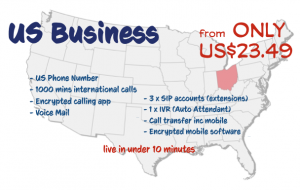 US Business Pack